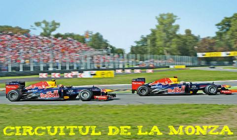 Marele Premiu al Italiei - Monza - WORDm