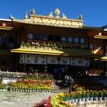 Locuinta de vara a lui Dalai Lama