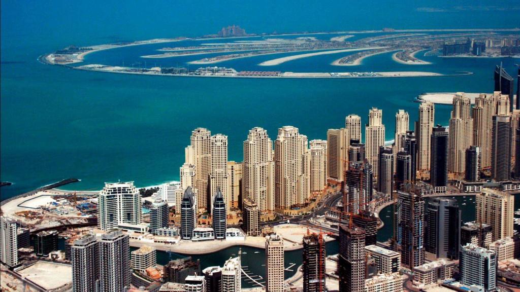 DubaiMarinaandthePalmJumeirah