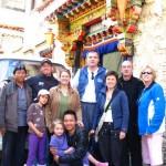 Inapoi in Lhasa,cu soferul si ghidul